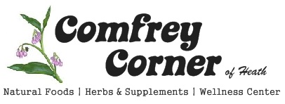 Comfrey Corner of Heath Ohio Logo