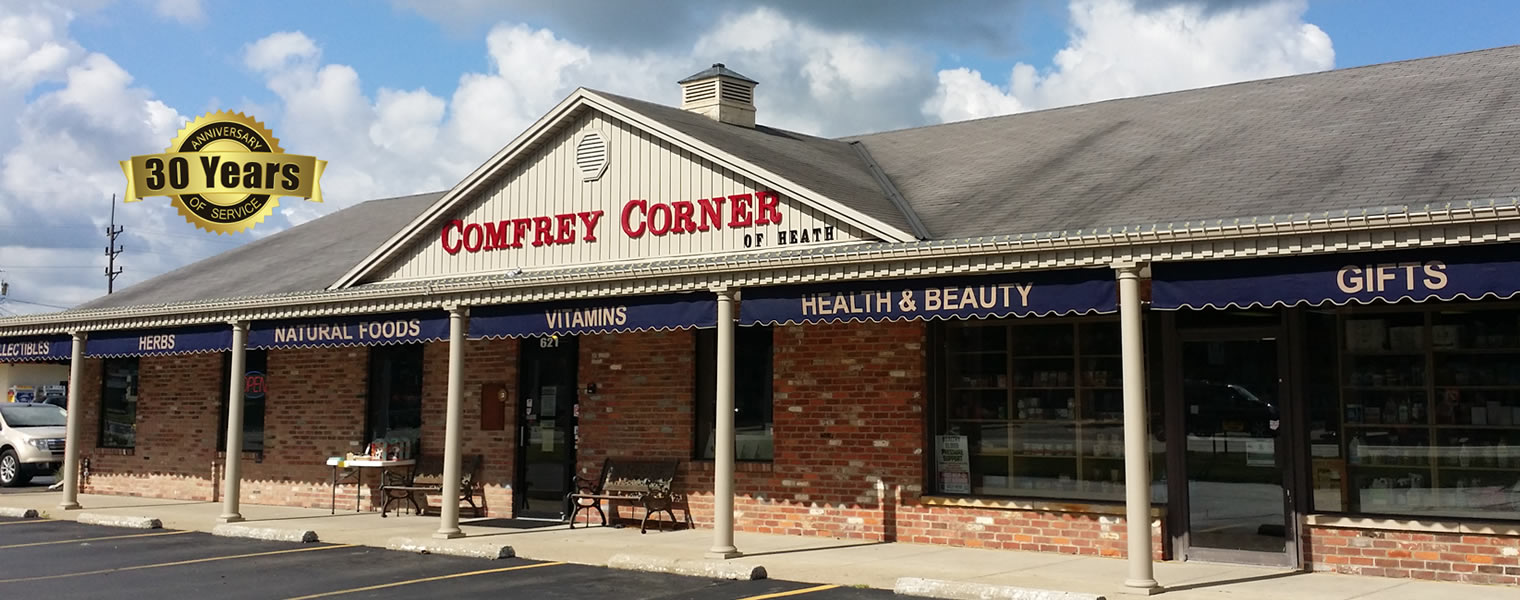 Comfrey Corner of Heath Celebrating 30 Years of Service